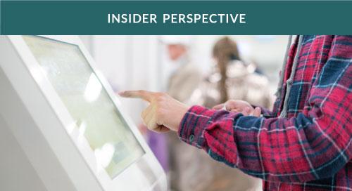 machine vision in kiosks, retail kiosks, machine vision