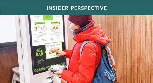 Machine vision in kiosks, retail kiosks and machine vision