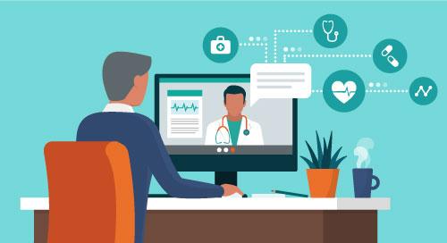 按需医疗, 虚拟医疗服务, 医疗行业的数字化转型