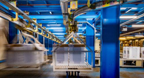Edge AI, machine vision, real-time quality control