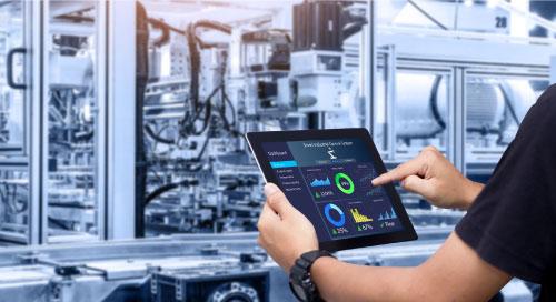 Smart manufacturing, digital transformation in manufacturing