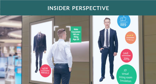 interactive retail, in-store shopping, brick and mortar