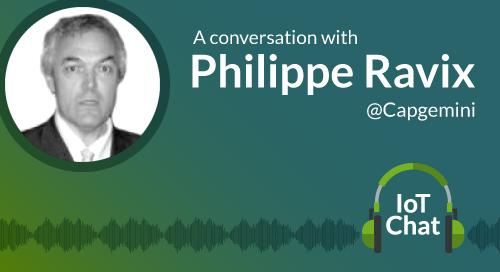 Philippe Ravix, 5G, edge, industrial IoT