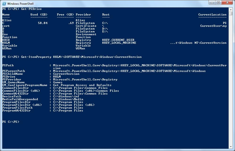 PowerShell Module for Intel vPro Technology: PowerShell