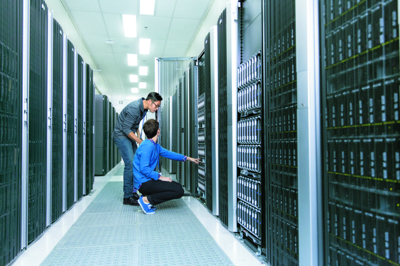 checklist for designing a new server room