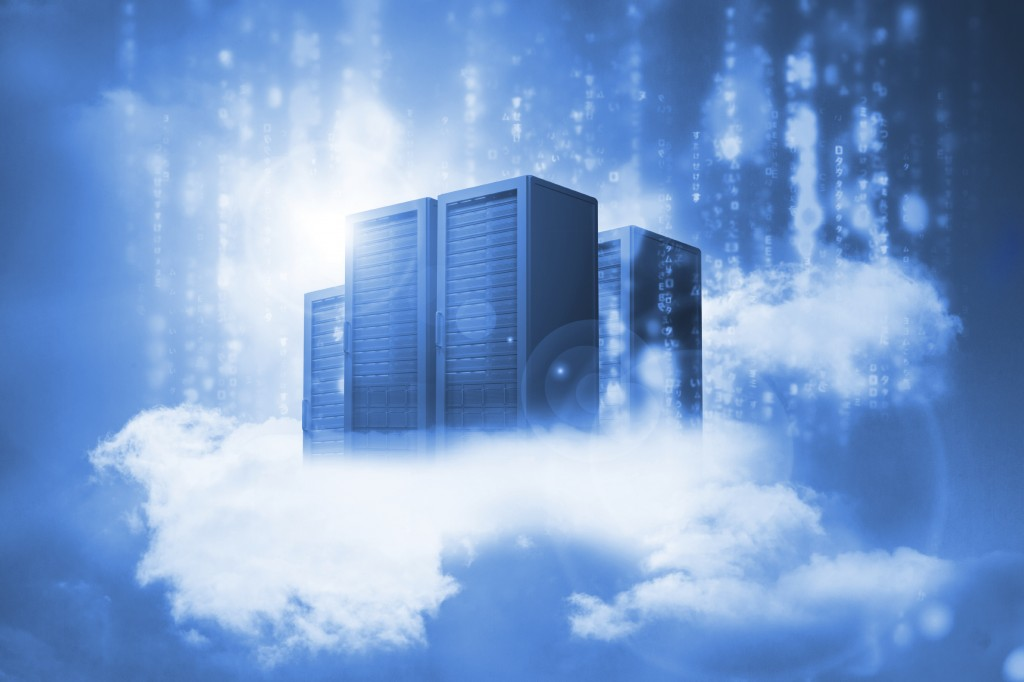 cloud data center servers