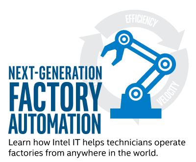 Next-Gen Factory Automation