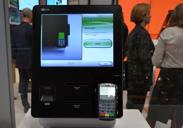 NCR's latest point of sale terminals are powered by Intel technology.