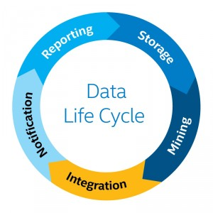 Data Life Cycle is Key to Harvesting Wisdom from Data
