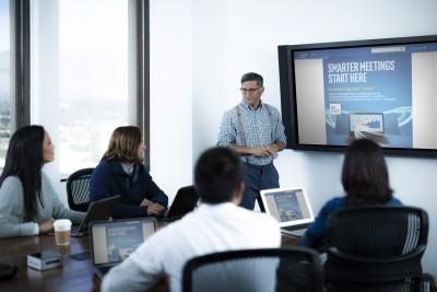 Intel Unite collaboration meeting