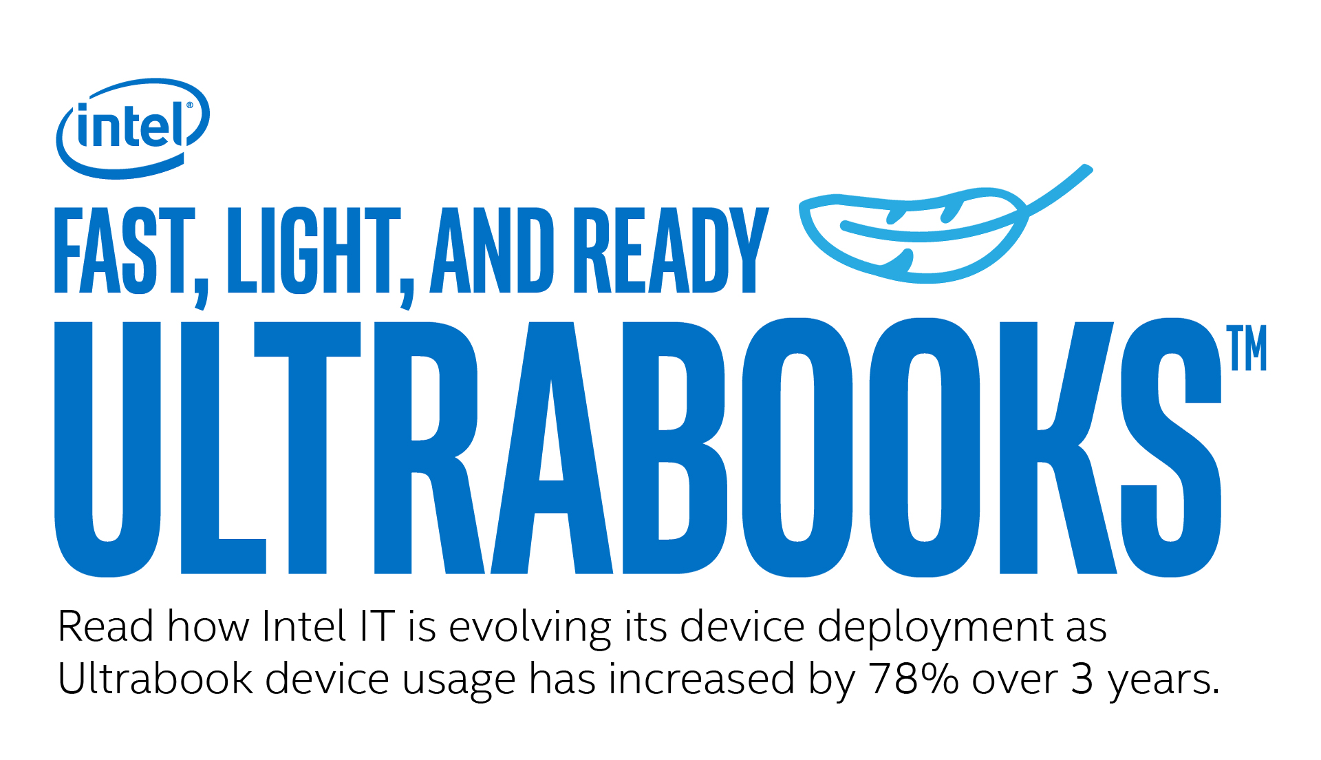 Ultrabook Devices at Intel have Grown
