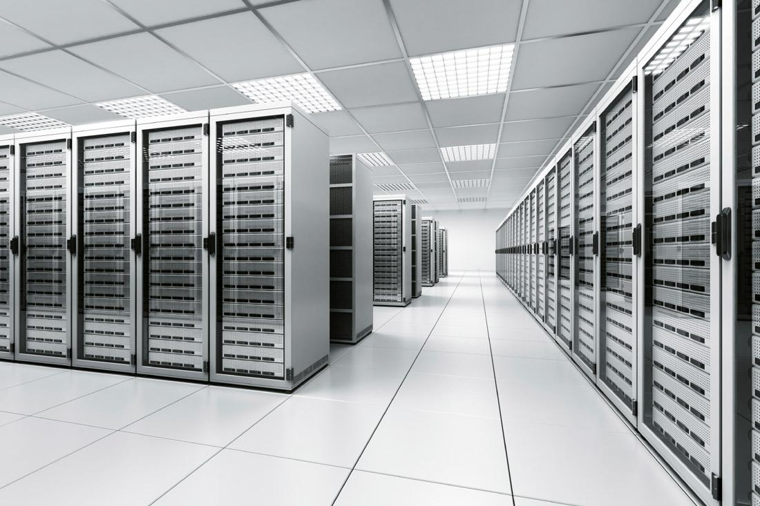 Silver-Data-Center