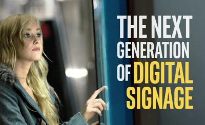 digital signage solutions