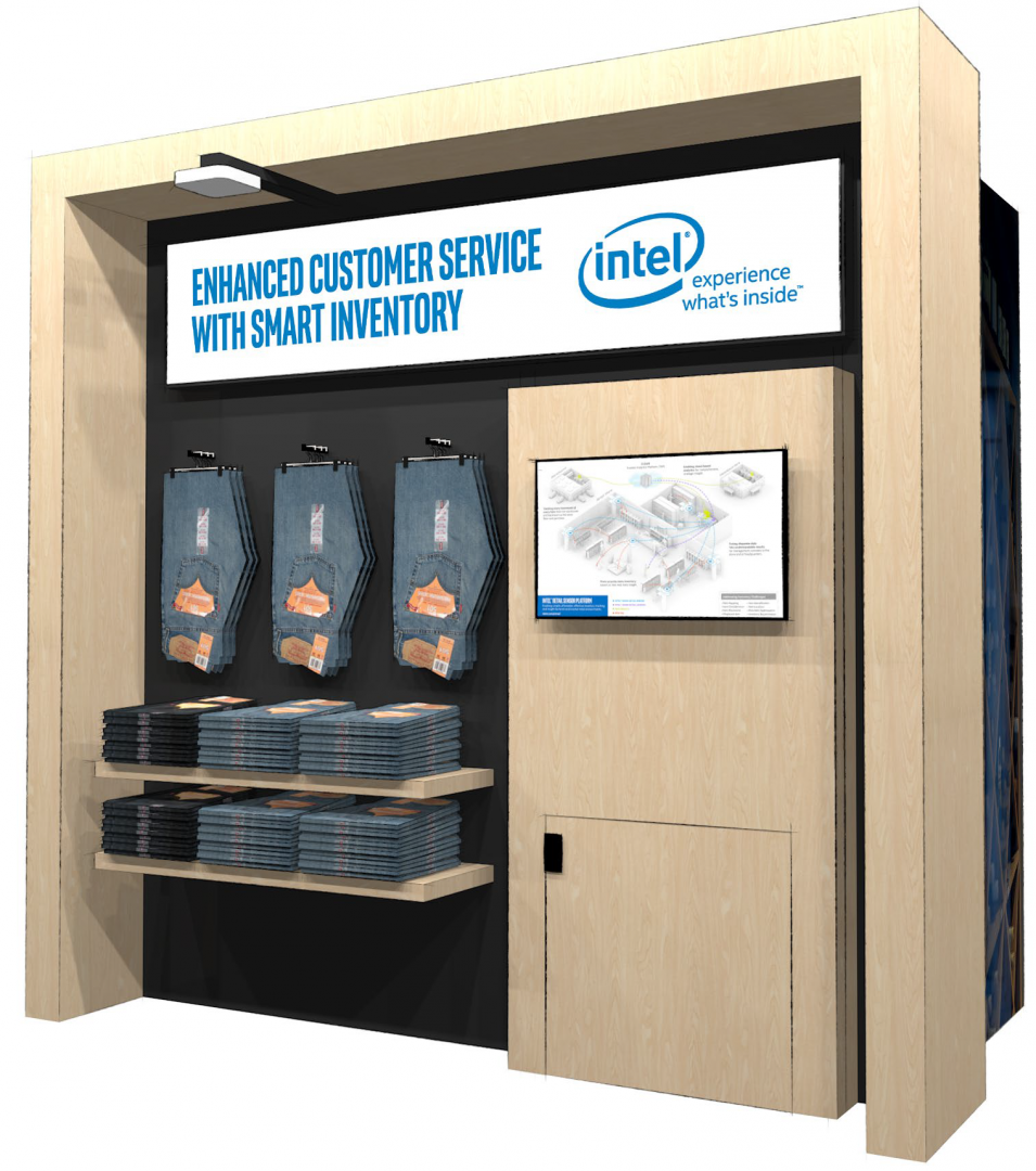 Intel SAP Retail Forum IoT_pod