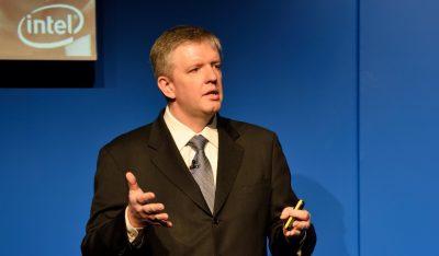 Intel's Tom Garrison