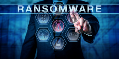 Ransomware is a threat to online users