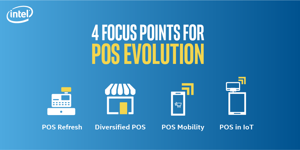 4 Focus Points for POS Evolution