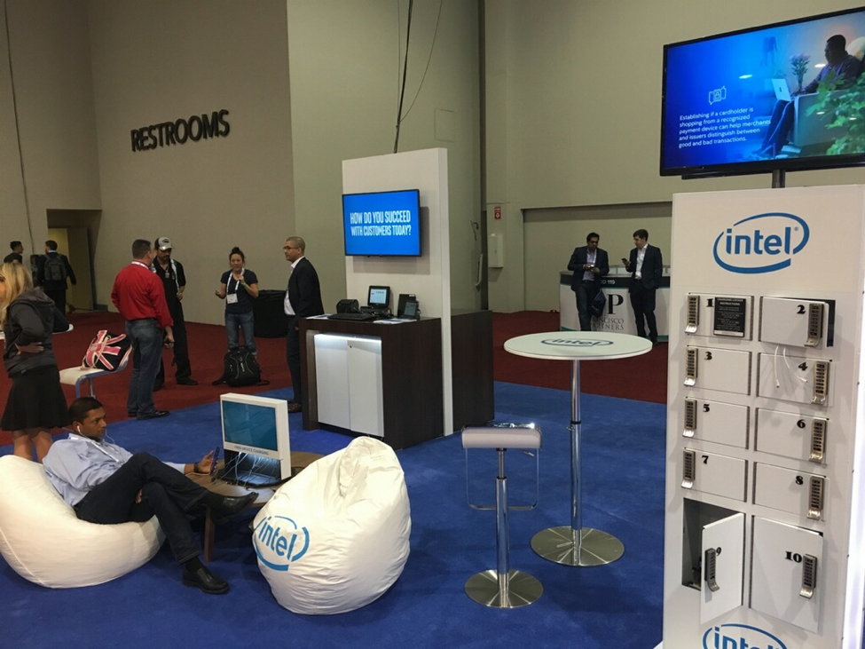 Money2020 Intel Retail Demonstrations