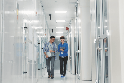 data center health management