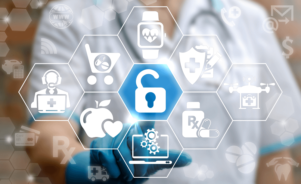 healthcare industry security