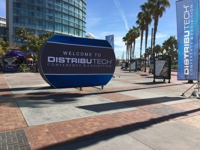 DistribuTECH smart energy utility community and technology