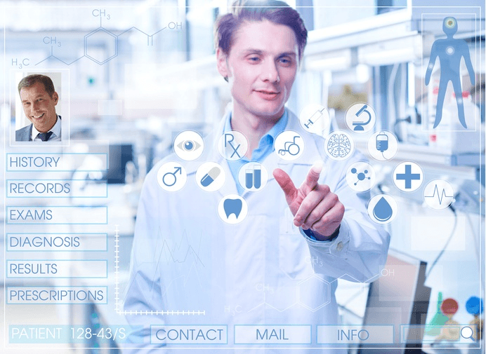 precision healthcare and digital transformation