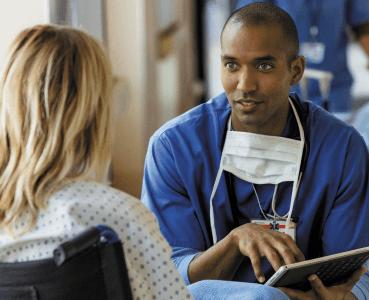 precision health care automation