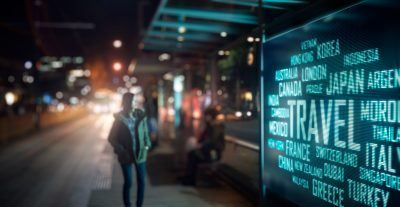 Visual retail and digital signage