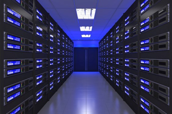 Intel Xeon Processor Scalable family used in data centers