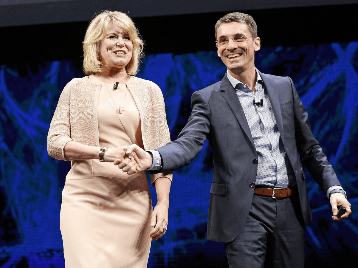 Intel at SAP SAPPHIRE NOW 2017