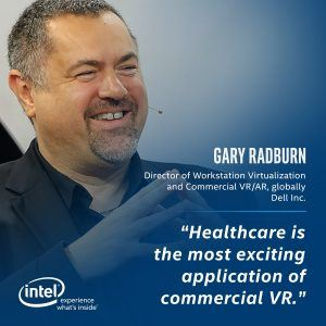 Gary Radburn Director of Workstation Virtualization and Commercial VR, Dell, Inc.