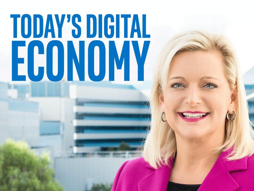 Today's Digital Economy