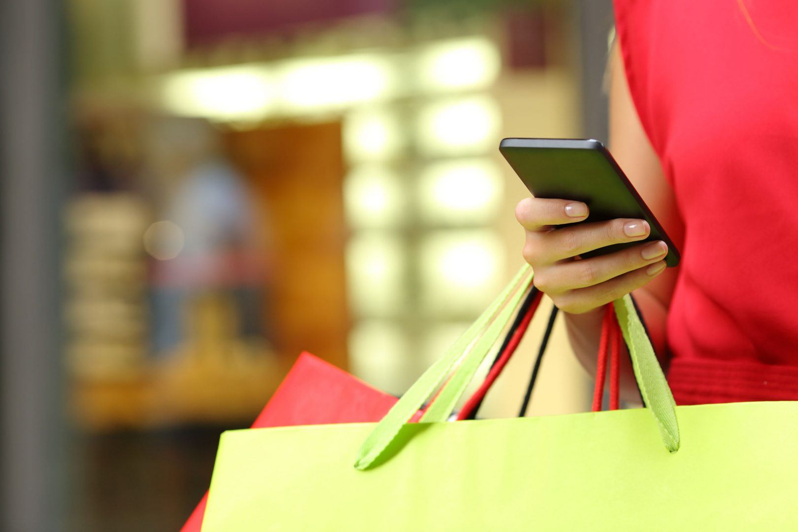 US retailing affected by digital retail revolution