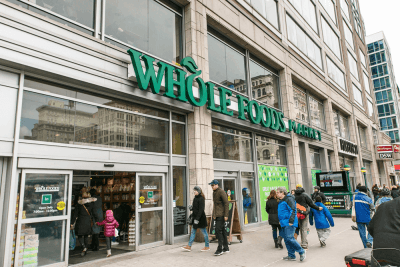 Amazon Whole Foods retailer market storefront