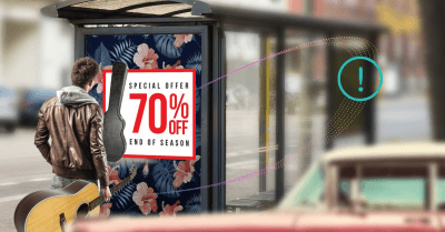 AI is turning the page of digital signage