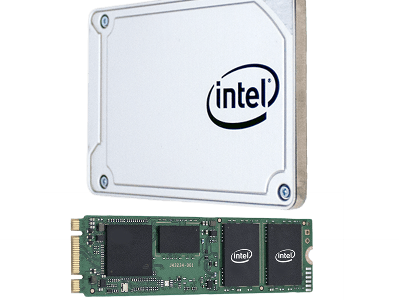 Intel SSD used with Secure Erase