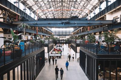 New Lab innovation workshop bringing future life to Brooklyn Naval Yard