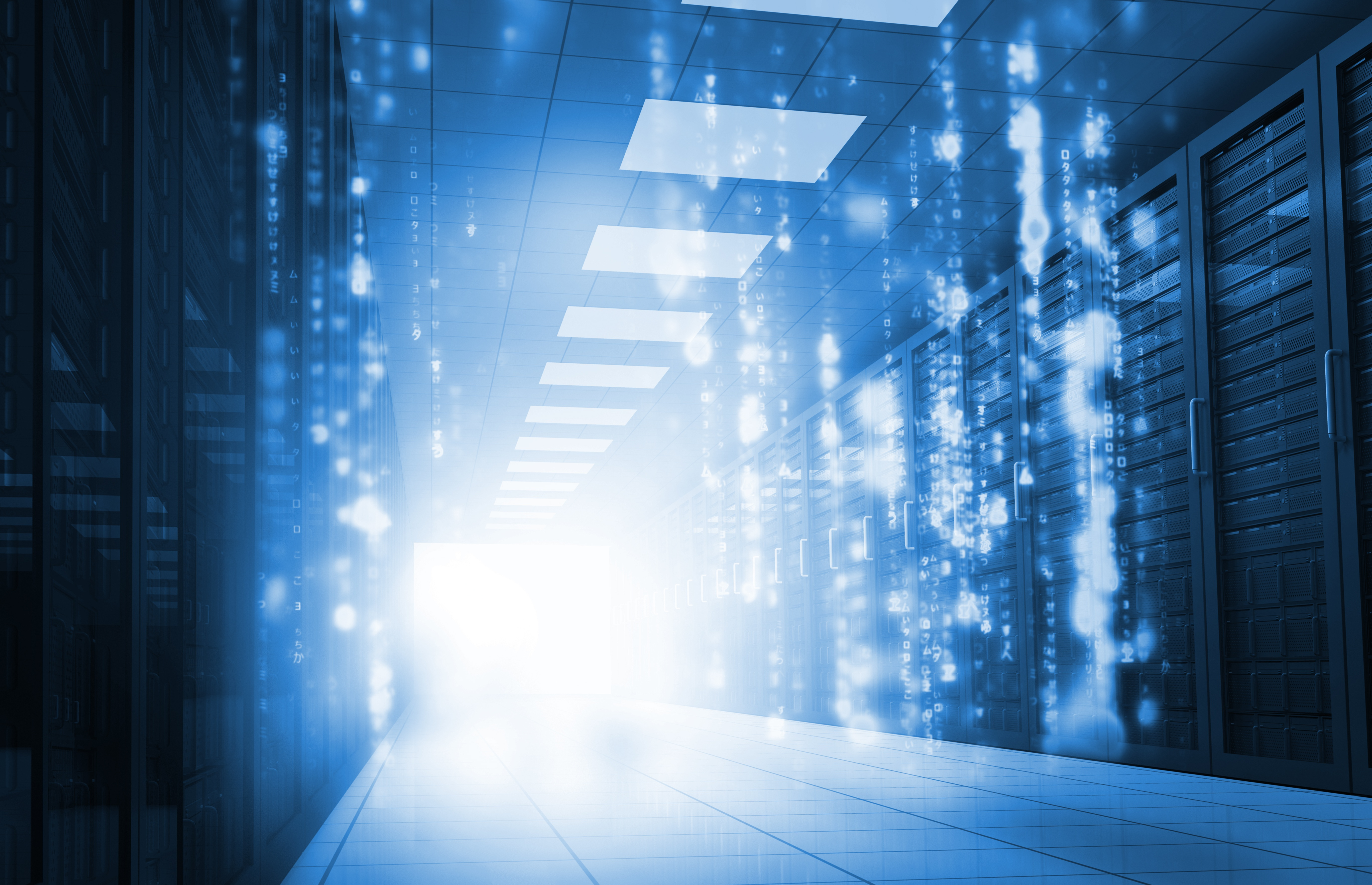 innovations with workload-optimized data center infrastructure and cloud service providers