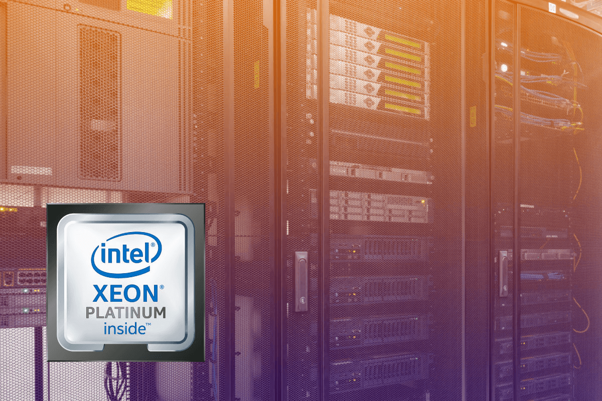Intel Xeon Platinum Processor for SAP HANA