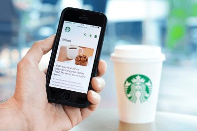 starbucks mobile app customer loyalty programs