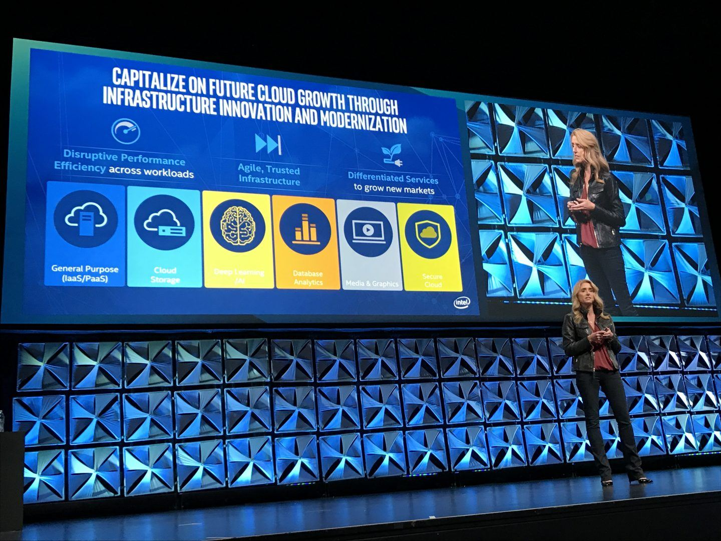 Intel and Oracle collaboration has extended to hybrid cloud computing