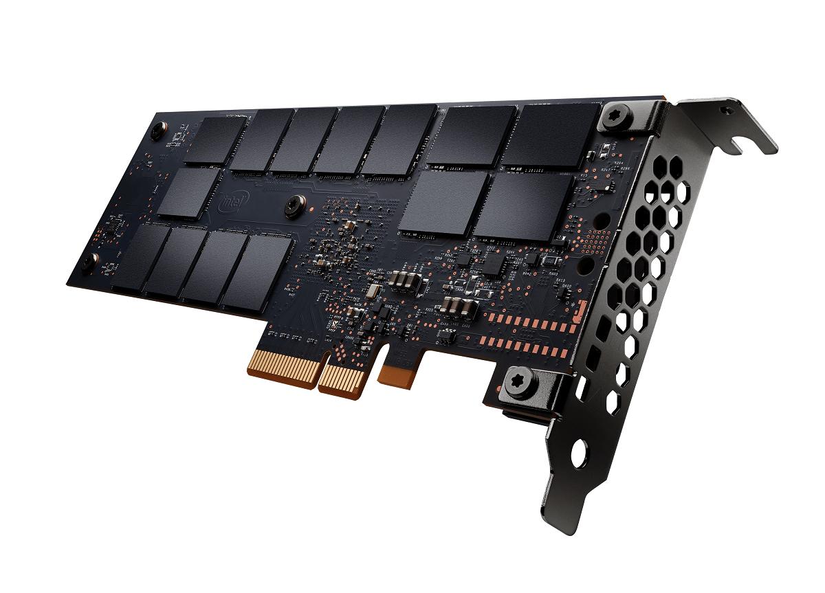 Optimizing hardware for Intel Optane 4800 SSD benchmarking