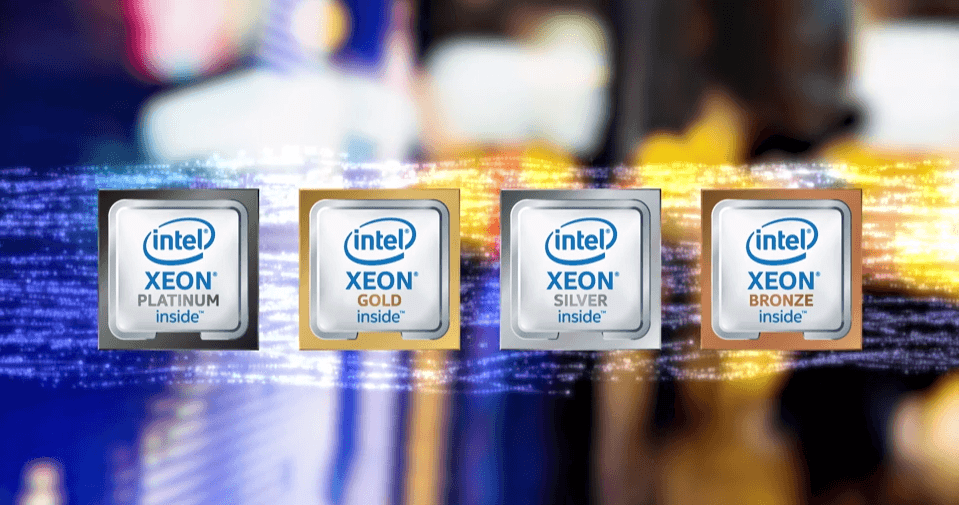 Intel Xeon Scalable Processor Family image