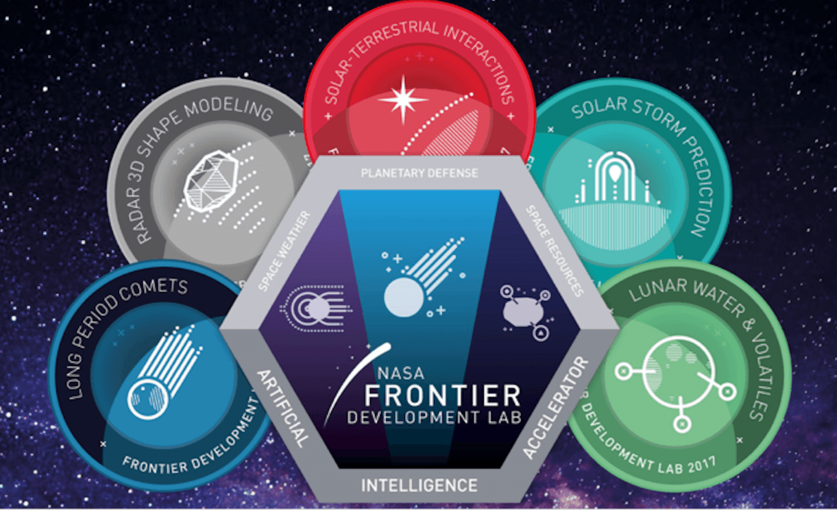 NASA FDL and Intel partnership