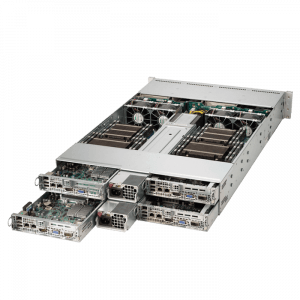 remote Supermicro RSD BigTwin* 2U 2/4-Node Servers