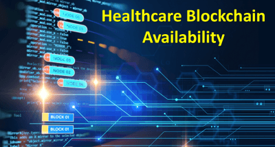 Healthcare Blockchain Availability