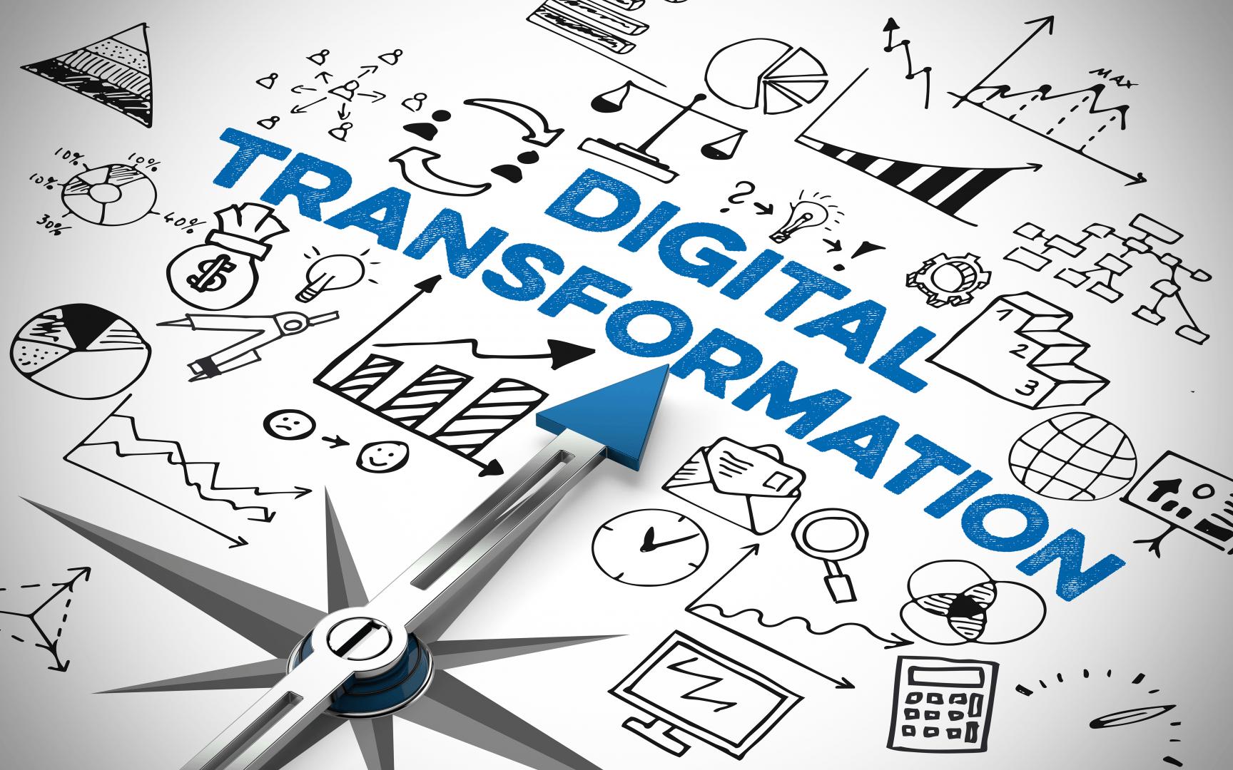 CIO Leads Digital Transformation