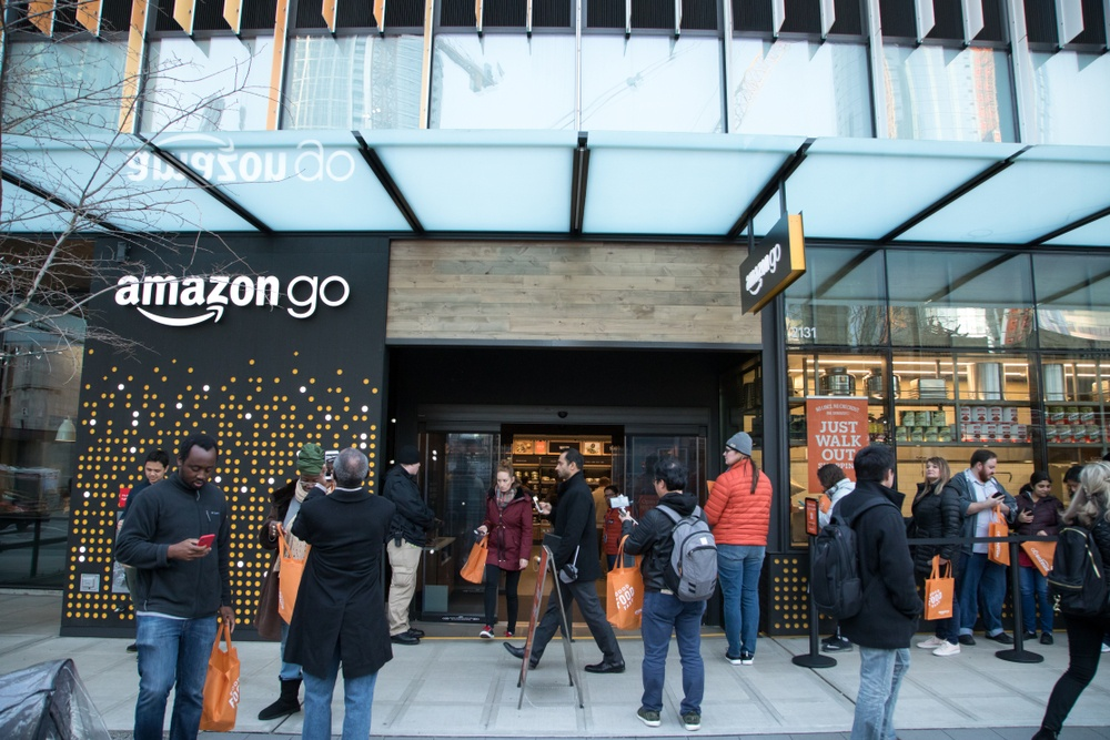 Amazon Go is changing retail stores