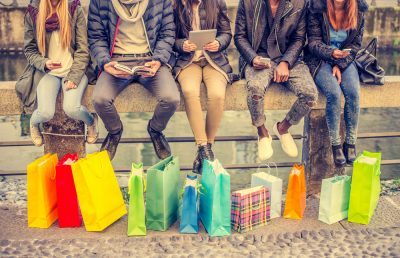 As the face of retail continues to change and reshape the shopping experience, old forms of community are becoming increasingly irrelevant.
