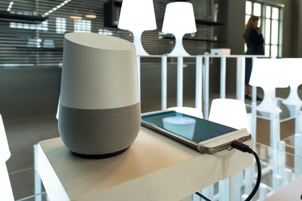 Conversational commerce voice assistants like Google Home are changing retail consumer behavior.